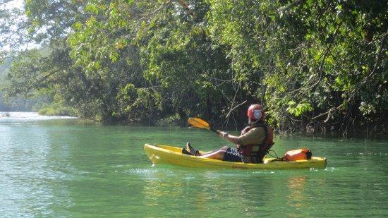 Belmopan, Belize: kayaking