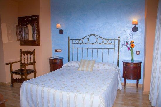 Brihuega, España: Habitación doble