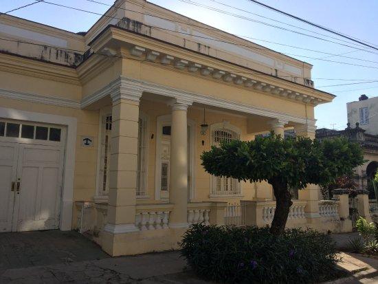 Casa mariceli très belle façade de la maison