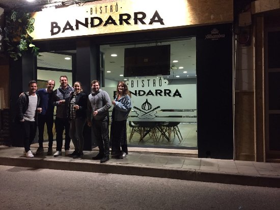Elda, España: Bistró Bandarra
