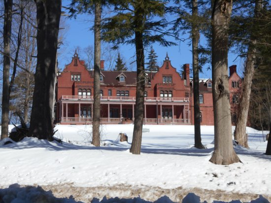 Lenox, MA: Ventfort Hall in February