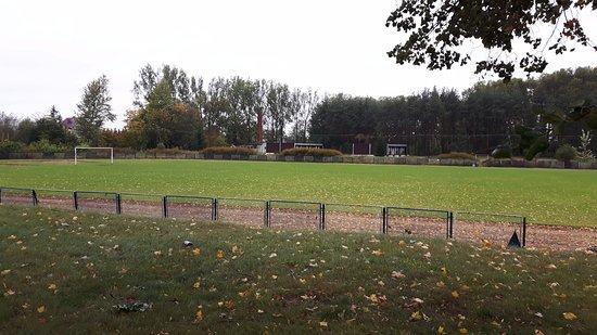 Municipal Stadium in Ciechanowiec