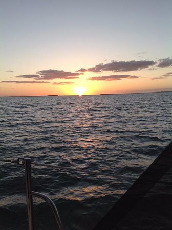 Captain Sir Charters - Private Day Tours: Sunset from Captain Sir
