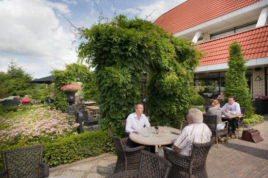 Hengelo, Países Bajos: Terrace
