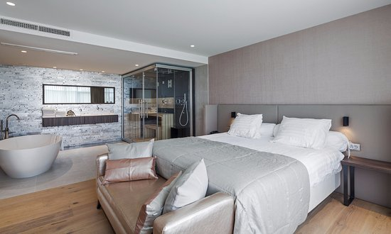 Hengelo, Países Bajos: Welness suite