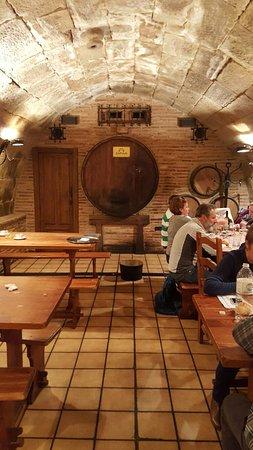 Viana, Spania: Comedor