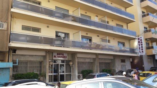 Foto de Hotel Al Baraka