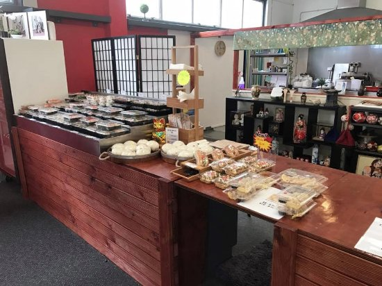 Westport, New Zealand: Nipp-iLicious Japanese Takeaways - The only Sushi Cafe on the WestCoast