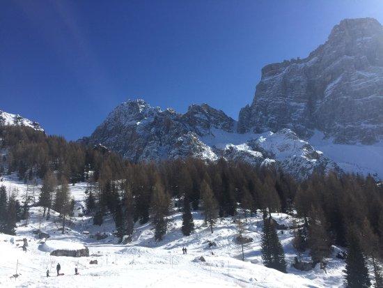 Borca di Cadore, Italy: Rifugio Citta di Fiume