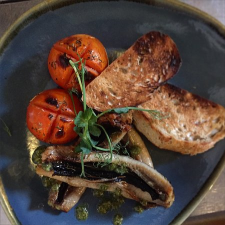 Beddgelert, UK: New brunch menu!