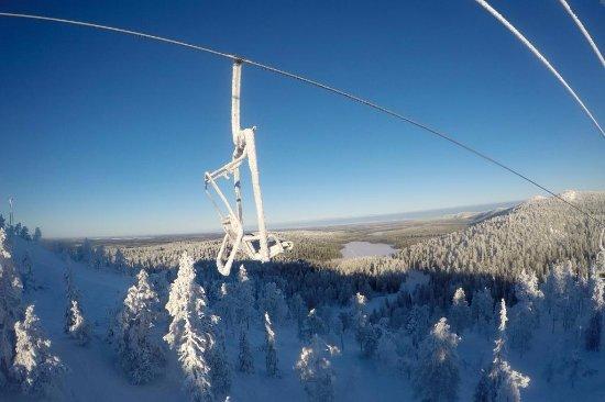 Κουουσάμο, Φινλανδία: Ruka