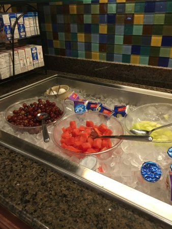 Hilton Garden Inn Evansville: Best Food And Service! We Will Always Stay  Here.