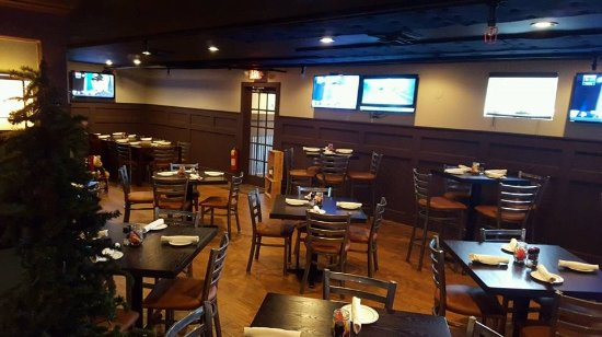 Hillsborough, Nueva Jersey: The newly remodled Pub
