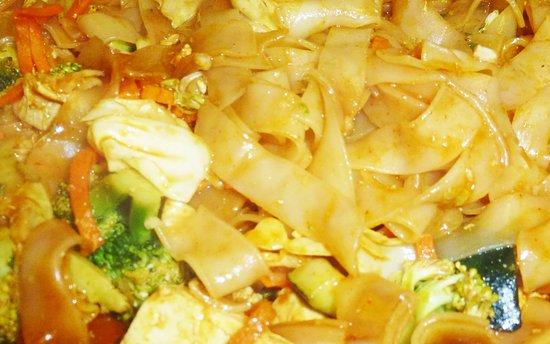 Haiku, Hawái: Pad Thai Noodles