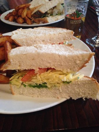 The Oxnoble: The sandwich