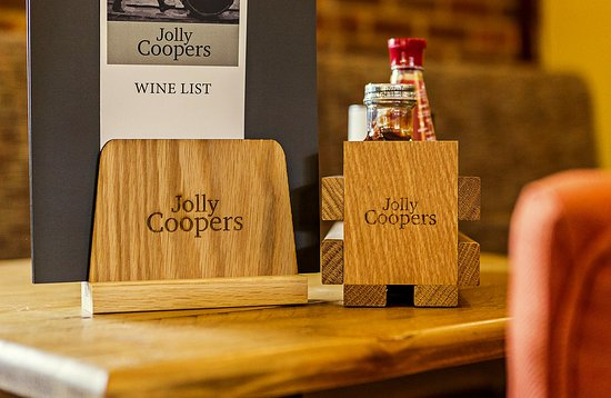 The Jolly Coopers Public House: new menu , wine list & gin