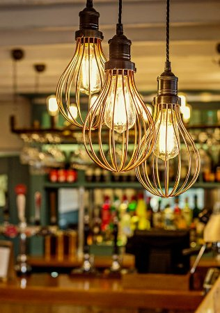 The Jolly Coopers Public House: light and airy