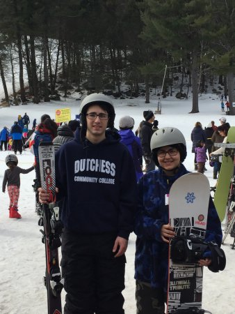 Westford, MA: Nashoba Valley Ski Area