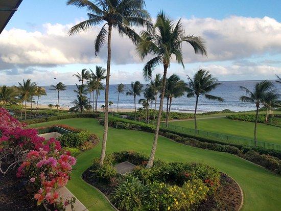 Grand Hyatt Kauai Resort & Spa: View from our room