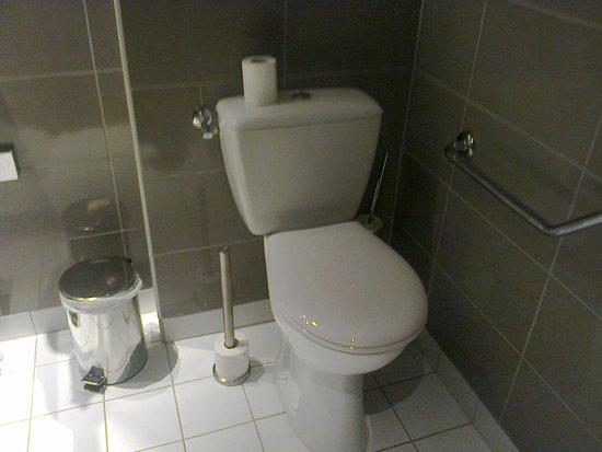Niort, France: toilette