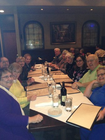 Westerville, Огайо: Community Dinner With Great Friends