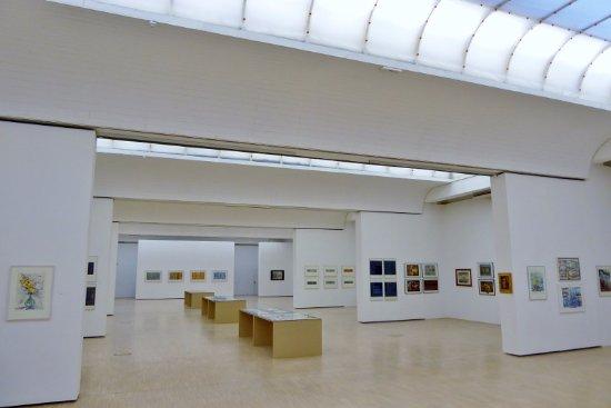 Au musée des Beaux-arts de Carinthie, Slovenj Gradec