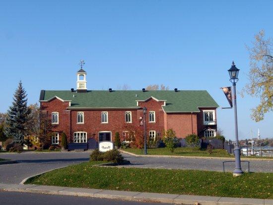 Chambly, Canadá: Restaurant Fourquet Fourchette