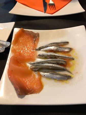 La Taberna Iberica: Tapas from menu