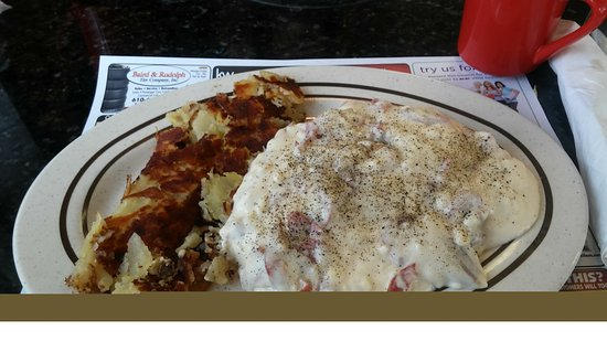 Malvern, PA: Chipped Beef On Toast