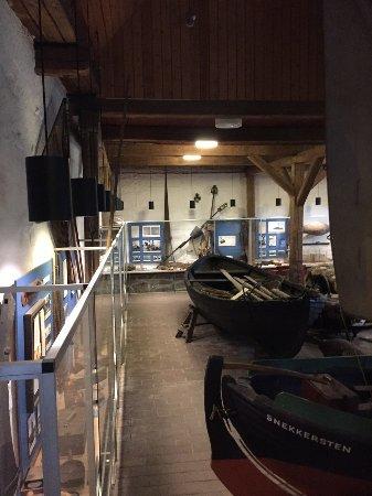 Espergaerde, Denmark: Fiskerisamlingen