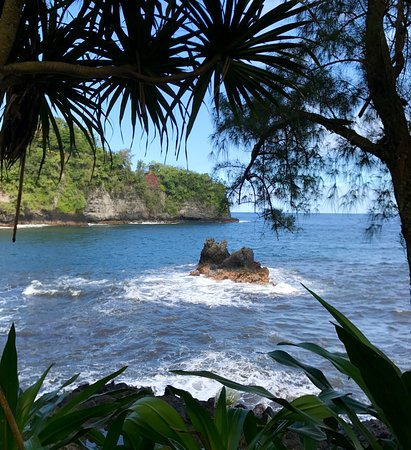 Papaikou, HI: Lots of beautiful picture opportunities