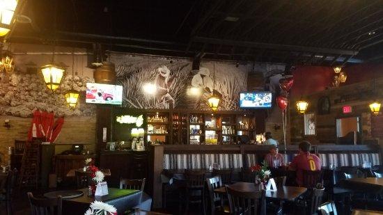 Alpharetta, GA: The bar