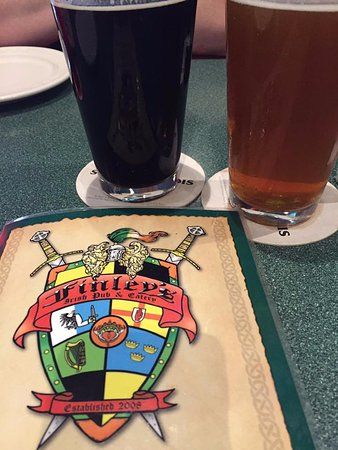 Finley's Irish Pub & Eatery: Beers!