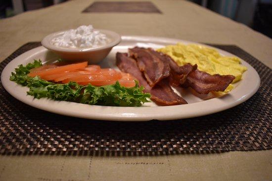 Hiouchi, Californie : Low-Cal Breakfast