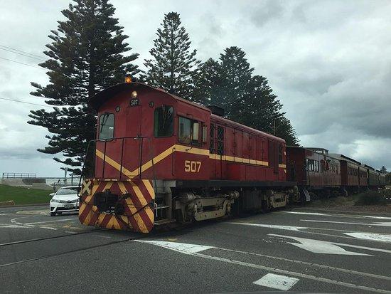 Goolwa, Australia: Train