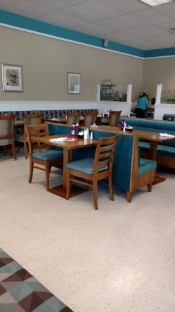 Iowa City, IA: North dining room-Frontier Family Restaurant