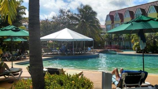 Coco Palm Resort Aufnahme