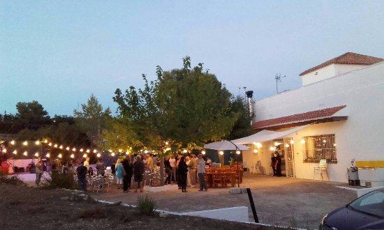 Olivella, Ισπανία: Terraza