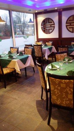 Hornsea, UK: Jasmine Chinese Restaurant