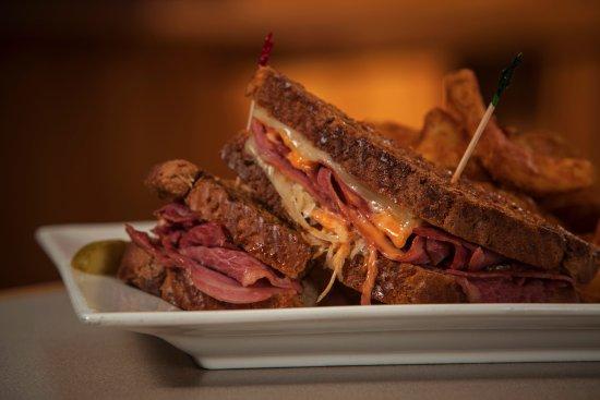 Brainerd, MN: Rueben Sandwich