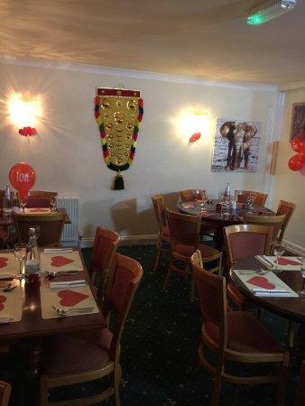 Dalbeattie, UK: Real South Indian restaurant