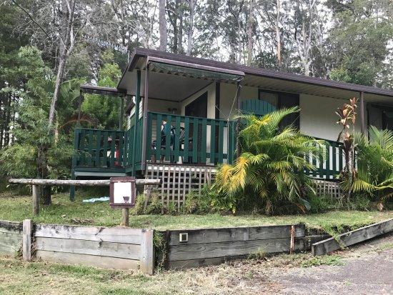 Laurieton, Australië: THE 'DELUXE' CABIN