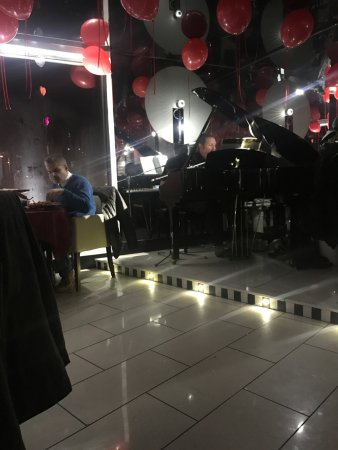 Kettering, UK: The Pianist