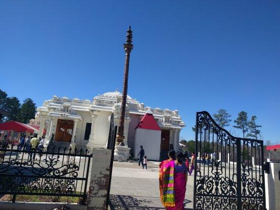 Cary, NC: Balaji temple