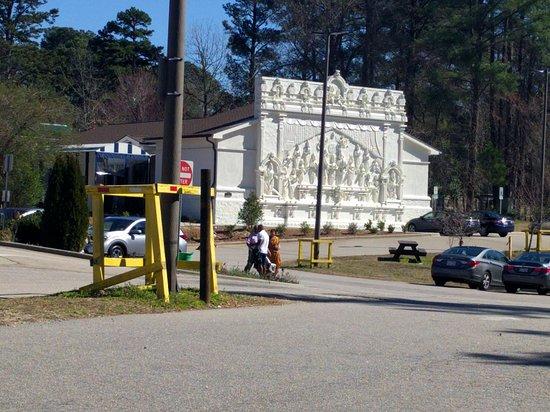 Cary, Kuzey Carolina: Balaji temple
