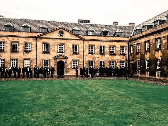 Peterhouse Cambridge
