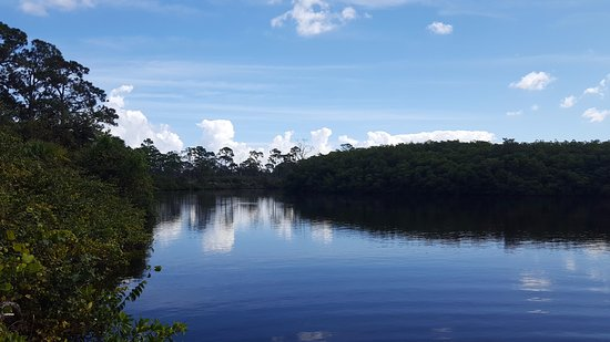 Hobe Sound, Flórida: Loxahatchee River