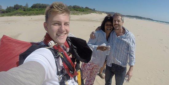 คอฟส์ฮาร์เบอร์, ออสเตรเลีย: Landed in paradise....