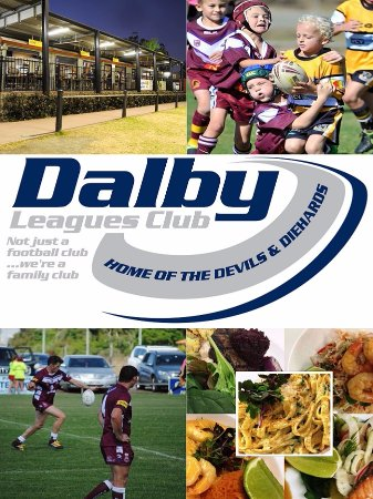 Dalby, ออสเตรเลีย: The Leaguesy...... Something for Everyone