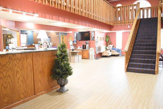 Southern Oaks Inn: Lobby